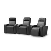 HCM Sirius 3-Seat Cinema Seating