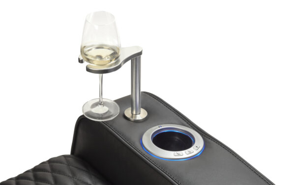 HCM Sirius 3 seat wine glass