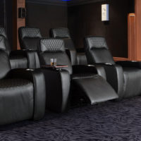 New Cinema Chairs