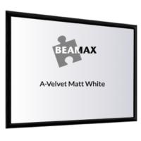 HCM Projector Screens Fixed A-Velvet Screen MATT WHITE